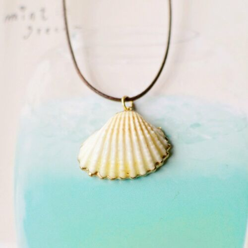 Fashion Natural Starfish Conch Seashell Charm Pendant Necklace Women Jewelry Hot