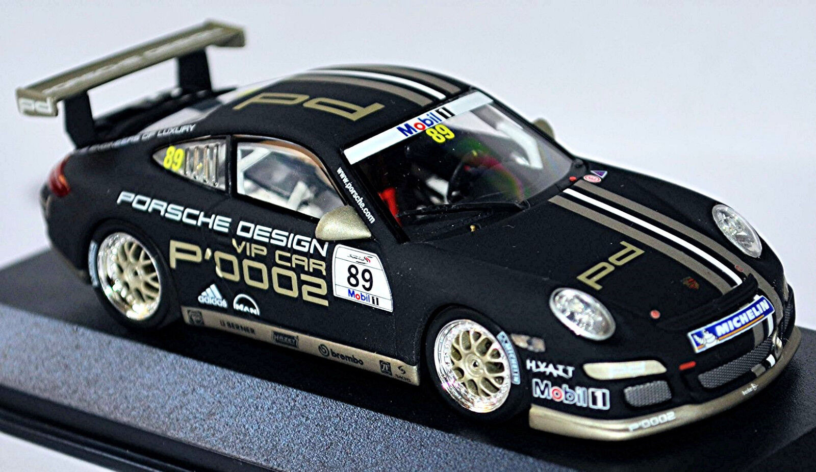Porsche 911 GT3 Cup 997  89 Carrera Cup 2007 V.I.P. Car P´0002 - 1 43 Minichamps  | Up-to-date Styling