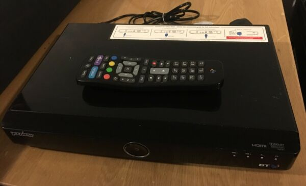 Bt Youview Dtr-t1000/gb/500g/bt Freeview 500gb Recorder