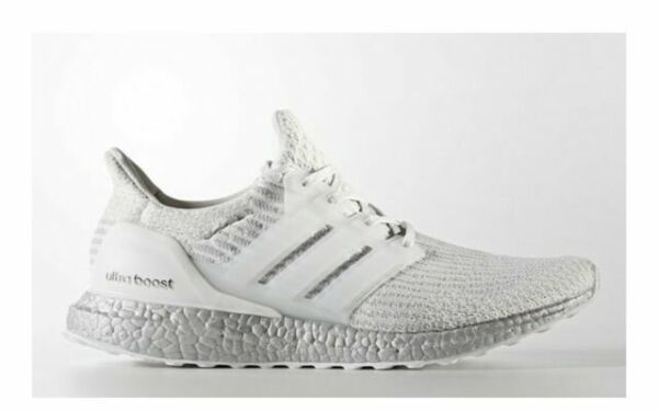 Size 12 - adidas UltraBoost 3.0 Limited Silver Boost 2017 - BA8922 for sale online | eBay