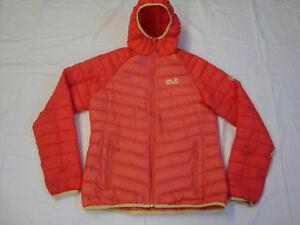 Details zu Jack Wolfskin Damen Daunen Jacke Helium Down Jacket + Gr.M 40