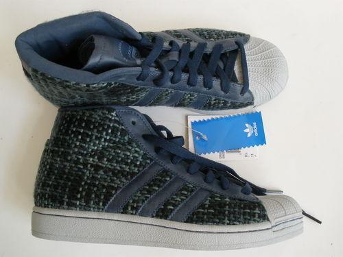 Adidas Women's PRO MODEL 1 Sneaker US 8 rare woven fabric NEW