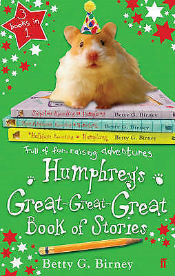 Humphrey's Great-Great-Great Book of Stories, Betty G. Birney | Paperback Book |