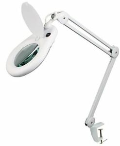 Image Is Loading HQ 3x Magnifier Lamp 22W With A 3