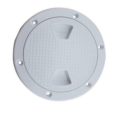"DECK PLATE HATCH WHITE MARINE YAMAHA JET BOAT 8 1//8/"" ACCESS"