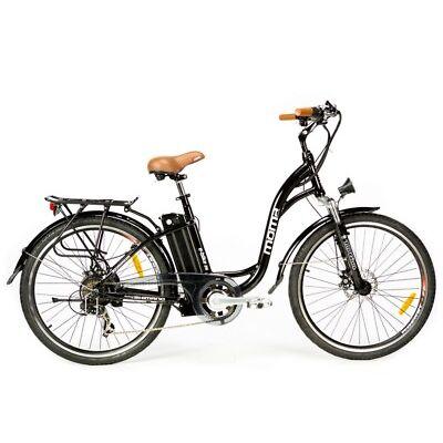 """Vélo électrique de ville VAE ROUES 26"""" ALUMINIUM BATTERIE ION-LITHIUM 16Ah"""