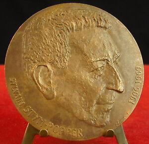 Medaille-Stym-Popper-par-Chauvenet-Medal-Architecte-Architecture-des-monuments