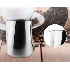 Professinal Barista Milk Frother Stainless Steel Cup Frothing Steaming Pitcher