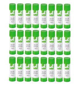 7 x Q-Connect Klebestifte ohne Lösungsmittel a 40g Klebstick Klebstoff 7 x 40 g