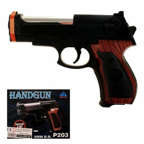 """6mm/"""" Softair /""""Pistole P.203"""