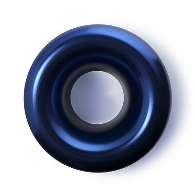 BLOX RACING VELOCITY STACK 2.5 INCH BLUE ALUMINUM UNIVERSAL