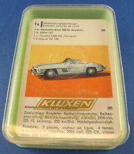 ASS-AUTO-QUARTETT-616-F-1959-9-5-x-6-5-cm-KLUXEN-Doppelsteg-Werbebox