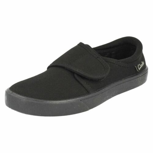 Hopper Run /'Childrens Unisex Clarks/'  P.E School Pumps