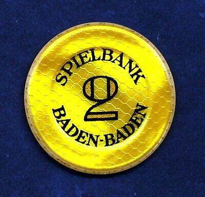 Spielbank Baden Baden Jetons Dm