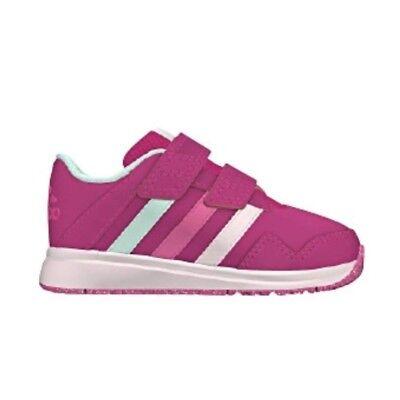 Scarpe Adidas Snice 4 CF S81868 Fucsia Calzature Bambina Sneakers TG. 22  Nuovo 82e3910484a