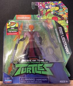 Rise of The Teenage Mutant Ninja Turtles - Foot Soldier Lieutenant - Mystic Monk