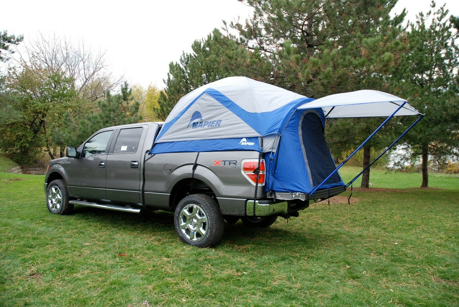 Napier Sportz Truck Tent Full Size Short Box Camping Outdoor 57022 6.5ft Bed