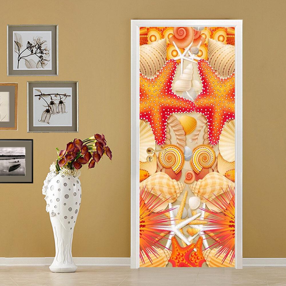 3D Konch 75 Tür Wandmalerei Wandaufkleber Aufkleber AJ WALLPAPER DE DE DE Kyra | Primäre Qualität  | Bekannt für seine schöne Qualität  |  729f71