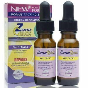 Zanaquick Remove Toenail Fungus Nail Strong Treatment Antifungal ...