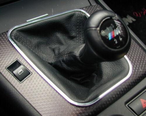 "DI boutons cadre /""discrètement/"" Chrome en aluminium BMW e46"
