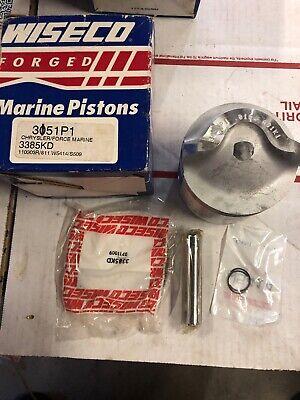 Sierra Piston Kit .010  ce 70-150 Chrysler 135//140 Sub V5110