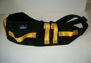 Cinturón De Seguridad Marca Seguro Sistema De Arnés Anti Caída Modelo Stwb 62y Ajustable Ebay
