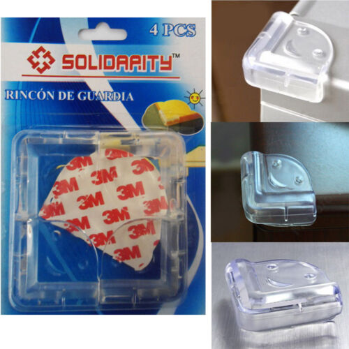 Baby Safety Edge Bumper Table Corner Clasp Protectors Child Protection Guard PVC