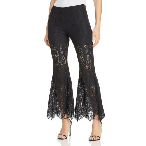 Elie Tahari Womens Jessie Lace Flare Special Occasion Pants BHFO 3261