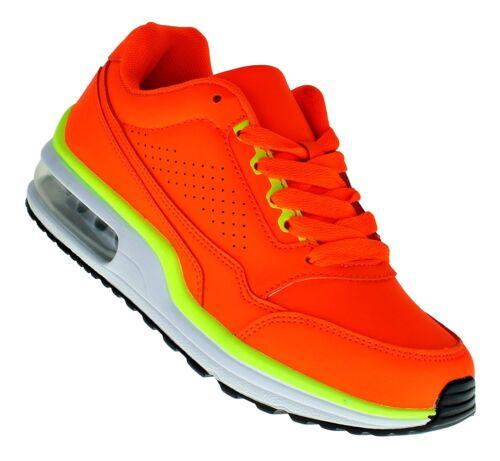 art 841 Neon LUFTPOLSTER  Turnschuhe Schuhe Sneaker Sportschuhe Neu