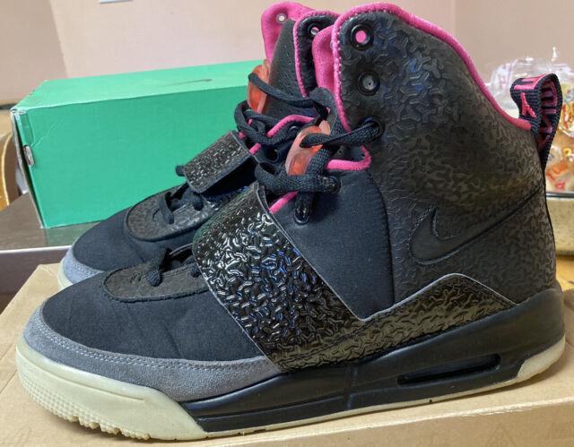 Cuadrante esponja vender  Authentic Nike Air Yeezy 1 Zen Colorway Promo Sample Size 9 Kanye West 2  for sale online | eBay