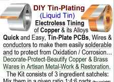 Electroless Copper Tinning Tin Plating for PCB Protection