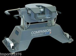 B Amp W Companion Oem 5th Wheel Rv Gooseneck Hitch For Ford