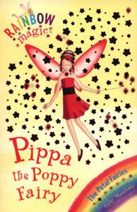 Rainbow-magic-Pippa-the-poppy-fairy-by-Daisy-Meadows-Paperback-Amazing-Value