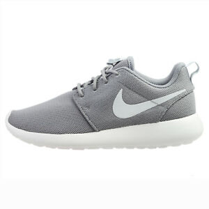 1c5a064d9a27be Nike Roshe One Womens 844994-003 Cool Grey Summit White Running ...