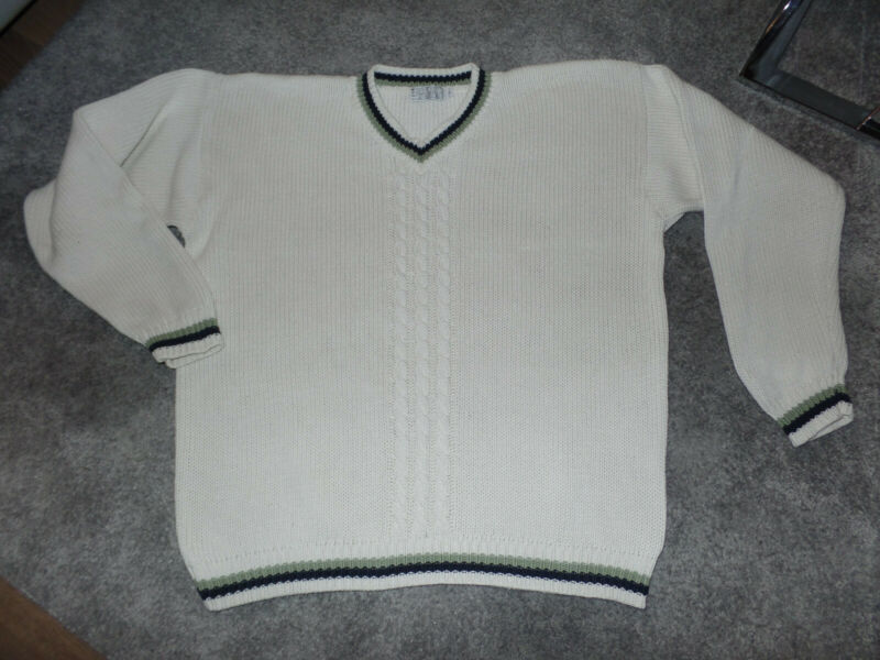 *your Fashion Point* Pullover* Cremeweiß* Gr.m *
