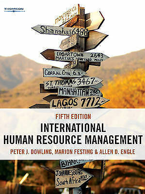 International Human Resource Management: Managing People in a Multinational Con…