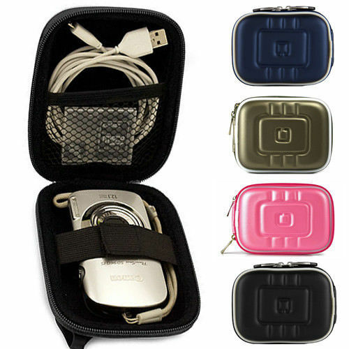 EVA Hard Carrying Case Earphone Earbud Headphone Storage Holder Bag Coin Purse