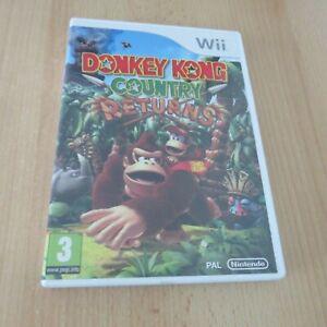 nintendo-Wii-Donkey-Kong-Country-Returns-pal-version