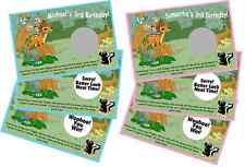 BAMBI PERSONALIZED SCRATCH OFF OFFS PARTY GAME GAMES CARDS BIRTHDAY PARTY FAVORS