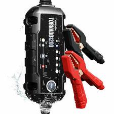 Auto Intelligentes Batterieladegerät 6V/12V KFZ Batterie Ladegerät PKW Akku DHL