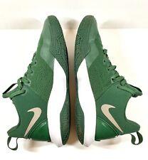 Nike Men 897811-300 Zoom Shift Mid TB Basketball Shoes Green//White SZ 8.5 11.5