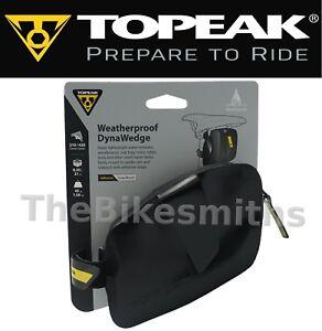 Strap Mount Bike Saddle Seat Bag Topeak TC2293B Weatherproof DynaWedge