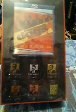 New Reservoir Dogs 15th Anniversary DVD & 6 Shot Glass Collector's Gift Set