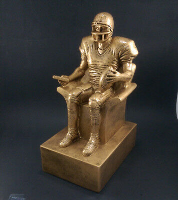 Large Fantasy Football Armchair Quarterback Trophy. Free ...