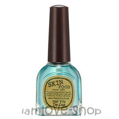 [SkinFood] Nail Vita Top Coat 10ml