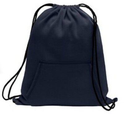 Sweatshirt Fleece Drawstring Bag Backpack Cinch Sack Gym Tote Bag Day Pack Camo