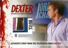 Dexter Season 5 & 6 Prop Card DP2 Jordan Chase Access Pass