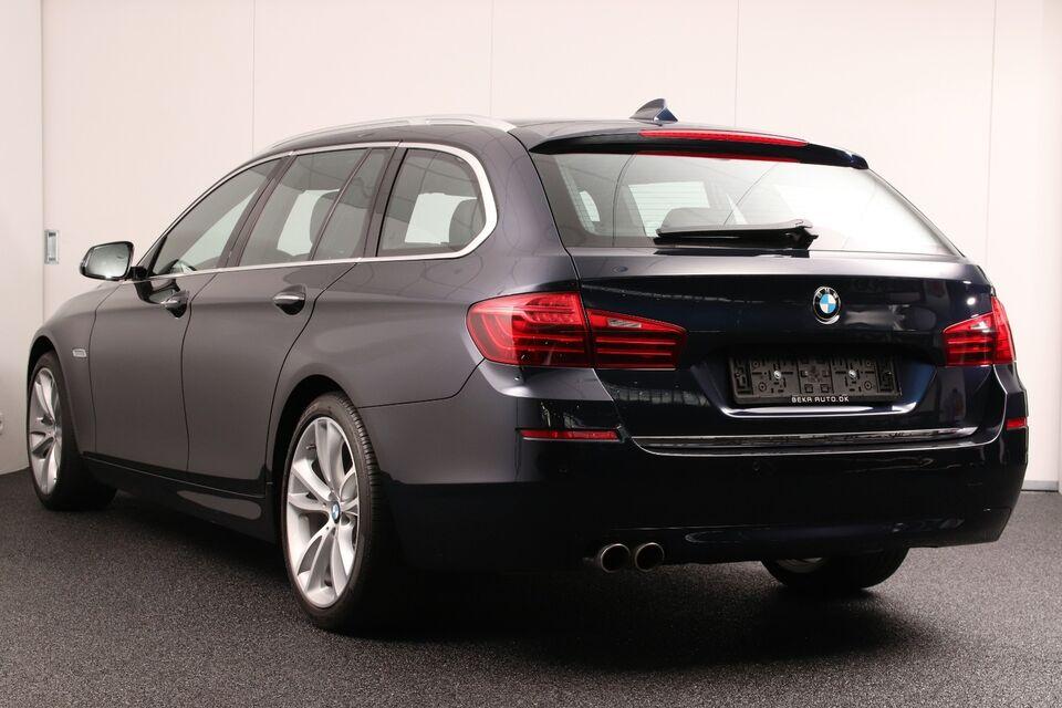 BMW 530d 3,0 Touring aut. Van Diesel aut. Automatgear