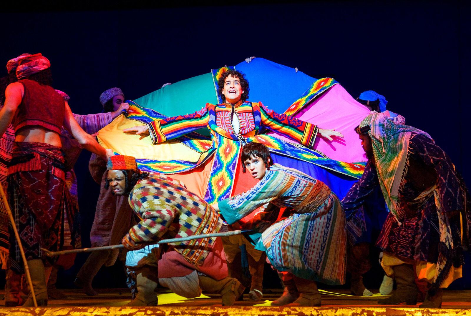 Joseph and the Amazing Technicolor Dreamcoat 2