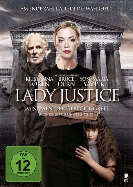 Lady Justice - Im Namen der Gerechtigkeit (2016) * DVD *